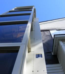 Vertical Wheelchair Home Modification