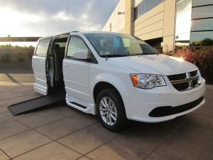 2014 Dodge Caravan SXT - Northstar Conversion