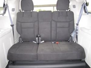 2014 Dodge Caravan SXT Interior