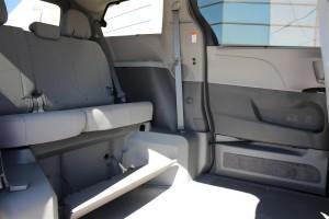 2015 Toyota Sienna XLE Interior