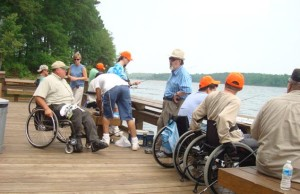 Mobility | Wheelchairs | Fishing