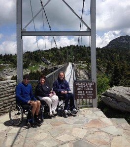 Mobility at the Mountains