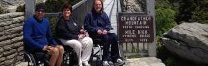 A trip to Grandfather Mountain.