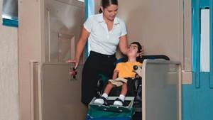 Home Accessibility - Vertical Platform Lift
