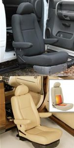 Bruno Valet Seats